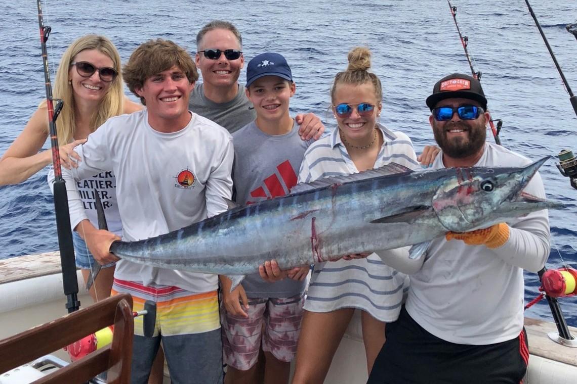 Deep Sea Fishing in Grand Cayman