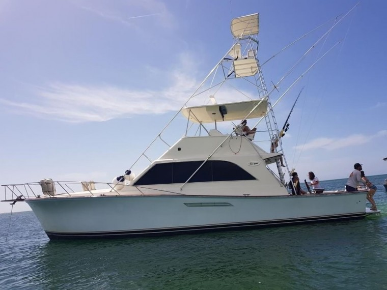 Gunner Charter in Grand Cayman